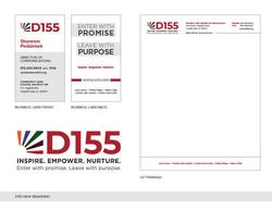 D155 New Logo and Branding