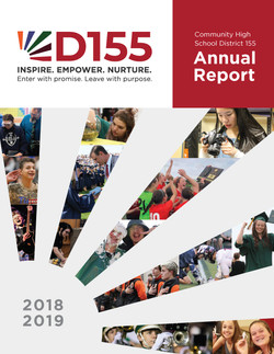 D155 Annual Report Cover