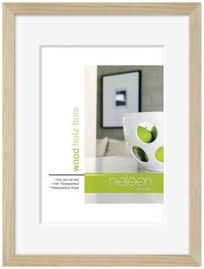 40x50cm Natural Apollo Readymade Frame