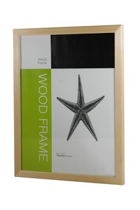 A4 Picture Frame Natural Wood Readymade Frame Nielsen Starfish