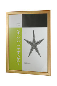 "8"" x 10"" Photo Frame Gold Readymade Frame Nielsen Starfish"