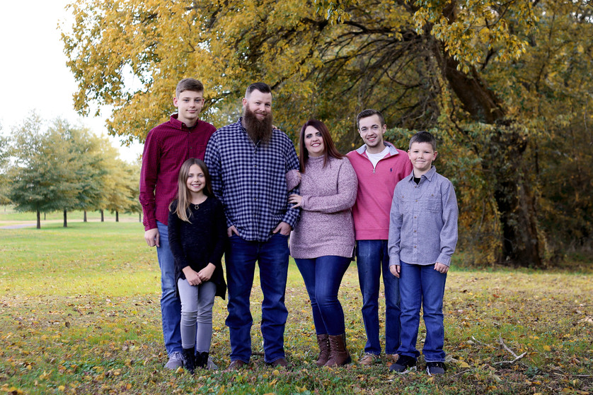 jessie arras- family photography session