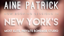 NOW BOOKING: NYC