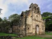 Iglesia de Ujarras, one of the oldest churches in Costa Rica, Iglesia de Nuestra Senora de la Limpia Concepcion, built in the 1560s. (Image by Edwin Dalorzo via Wikipedia)