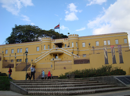 The National Museum of Costa Rica. (Image by Eric T Gunther via Wikipedia)