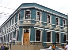 Edificio de la Escuela República de Argentina, restaurado en el 2010 para un Centro Cultural. (Image by Axxis10 via Wikipedia)