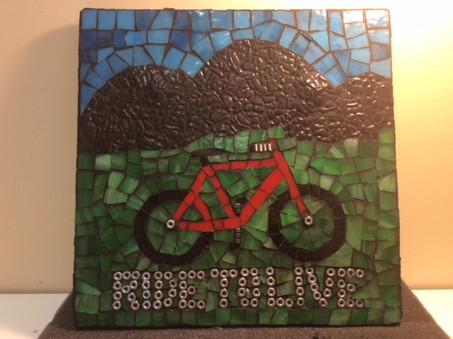 A cyclist's mantra