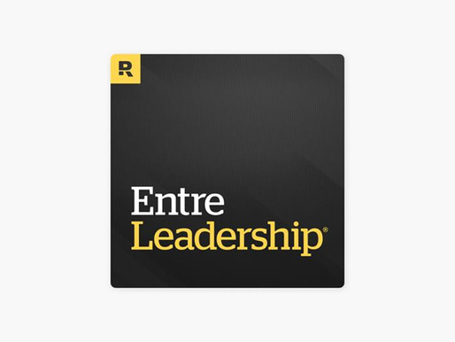 Entreleadership Podcast: Pitfalls to Avoid in Your Leadership with Dr. Chip Dodd