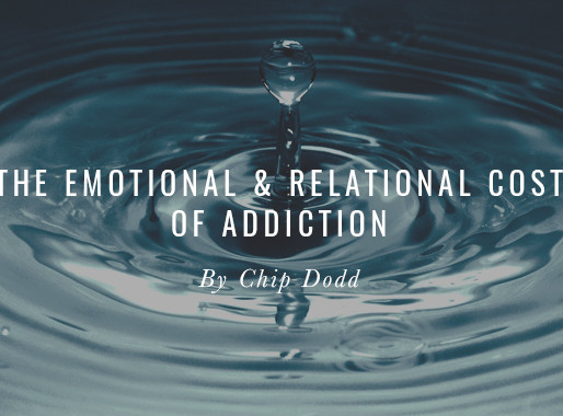 The Emotional and Relational Cost of Addiction