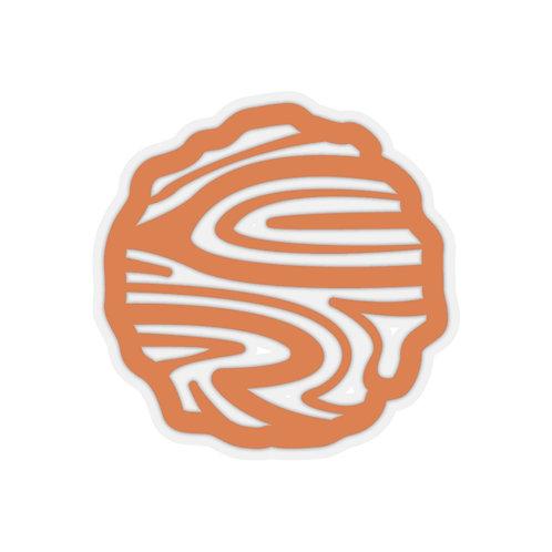 Cedar Recovery Brain Sticker