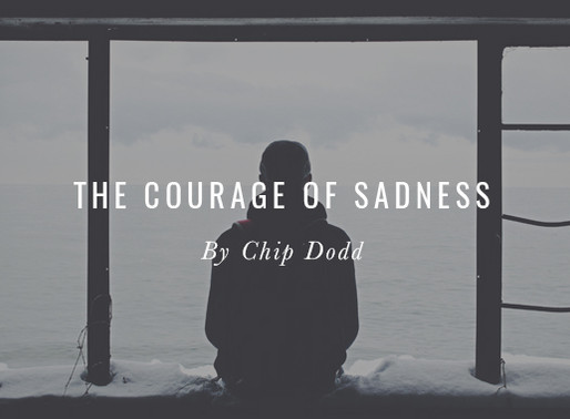 Courage of Sadness