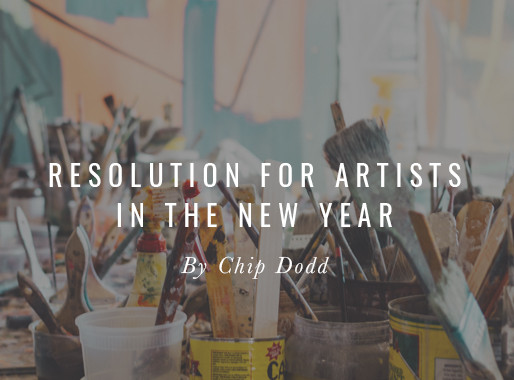 Resolution for Artists in the New Year