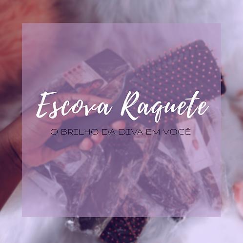 Escova Raquete Dream