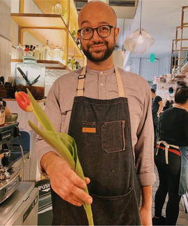 Amol Holding Tulip.jpeg