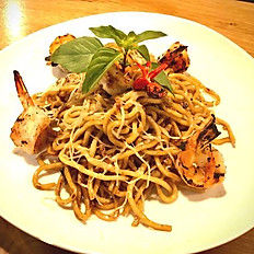 Garlic Herb Noodle