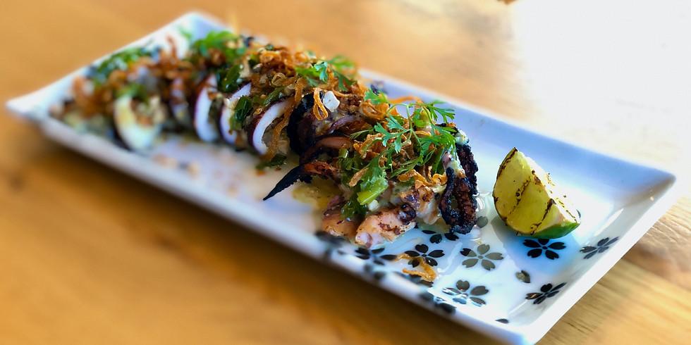Oakland Restaurant Week: 4 Courses Prix Fixe