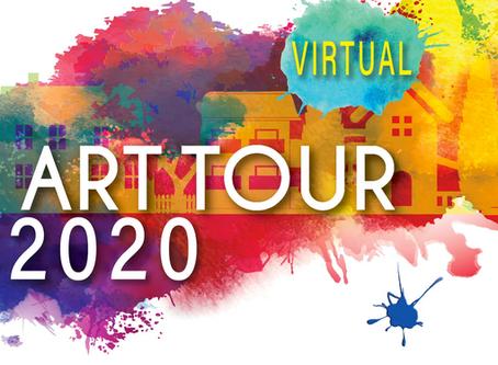 Great Falls Studios- Annual Tour - Virtual starting November 14! Go to: www.GreatFallsStudios.com