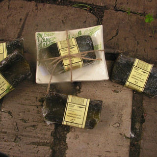 Eucalyptus and Peppermint Soap