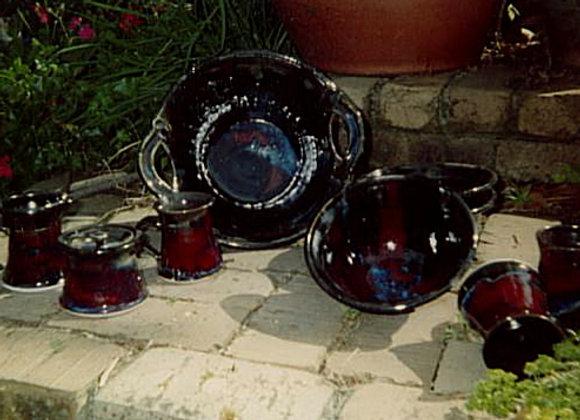 Black Magic Domestic Ware Set