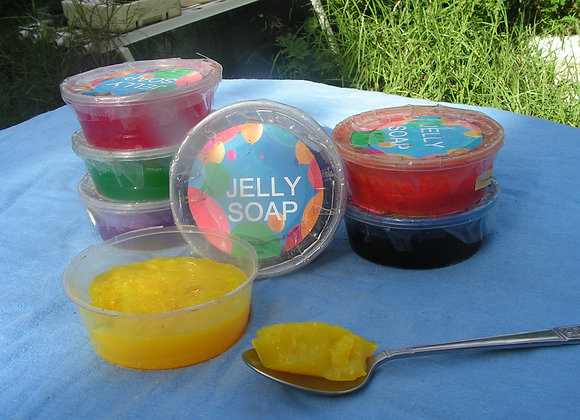 Jelly Soap