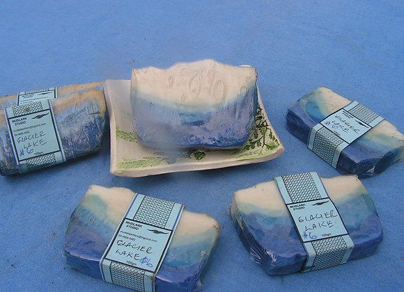 Glacier Lake Soap
