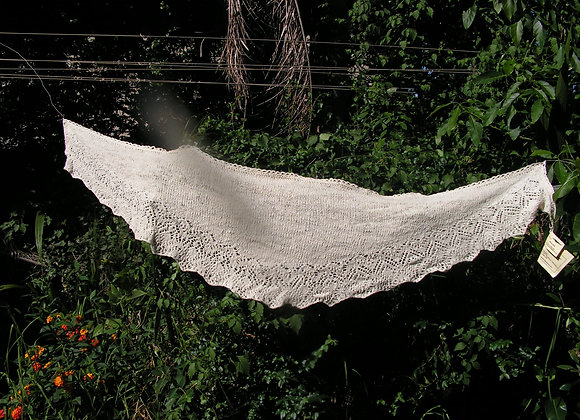 Superfine Merino Shawl
