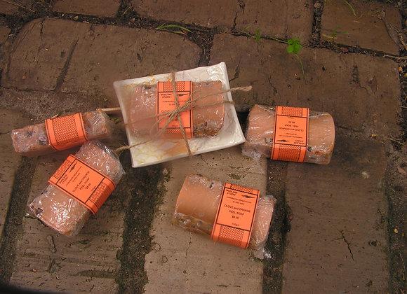 Clove & Orange Peel Soap
