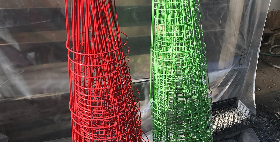 Colorful Tomato Cage
