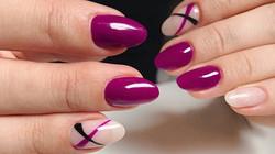 Manicure hybrydowy - wyk. Adrianna