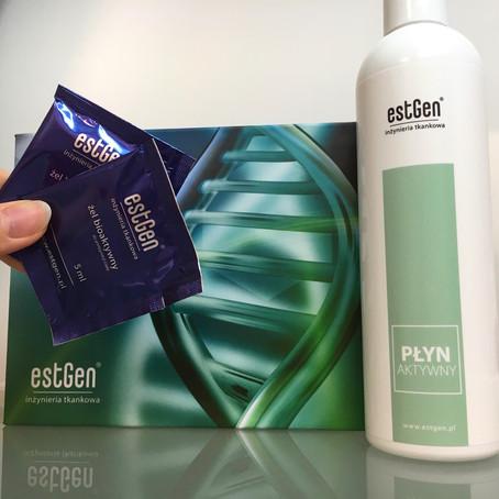 estGen - nie uwierzysz, że tak niewiele potrzeba dla efektu pięknej skóry!