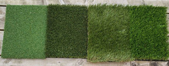photo 2 of artificial synthetic turf, grass