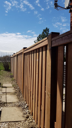 Fences in Richmond Hill