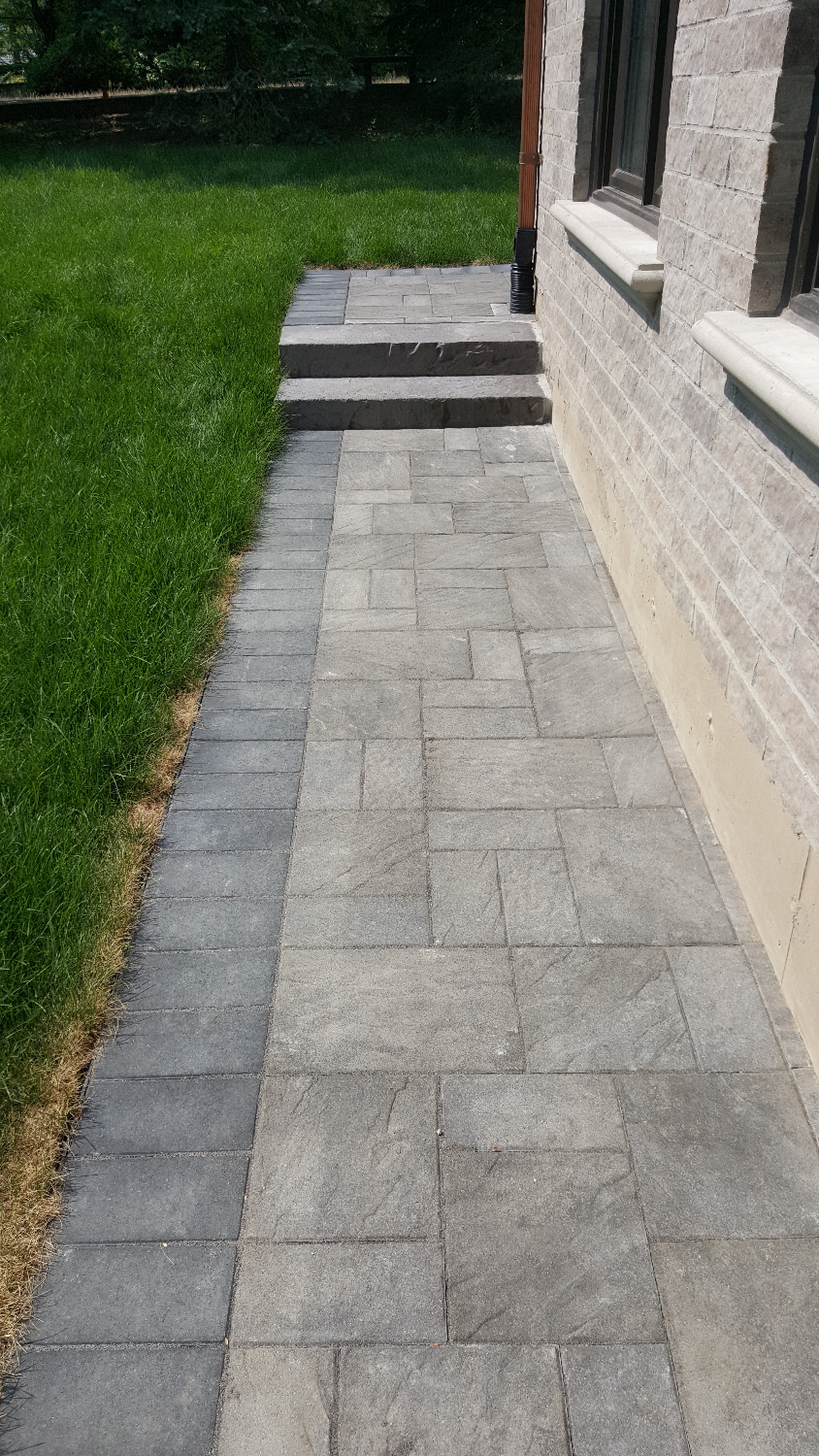 interlock and sodding richmond hill