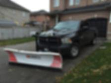 Snow removal proprt maintenance Toronto