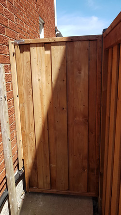 Fence project in Toronto