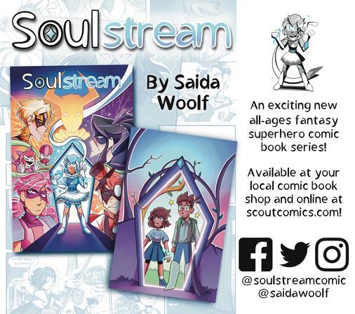 SoulStream Comics