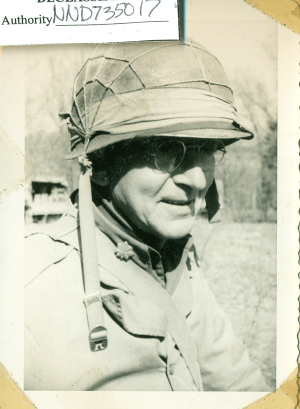 193rd Officer glasses helmet