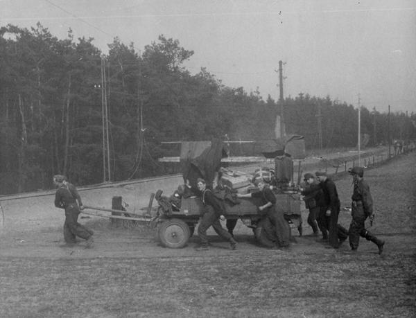 231688 Varsity,-Wesel,-Polish-POWs