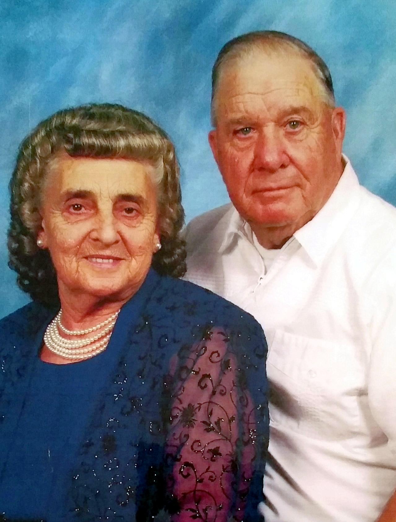 Richard and Vernie Wise 2006
