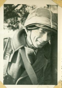 193rd Officer helmet overcoat