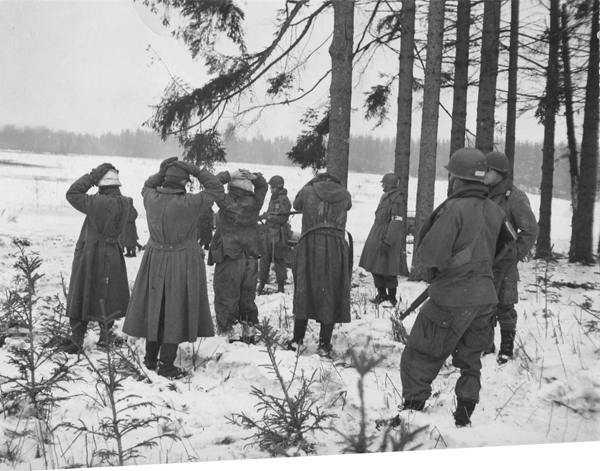 199261 Bulge,-German-POWs