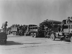 253923 Varsity, troops loading C46s