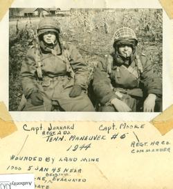 193rd Capt Jarrard Capt Moore