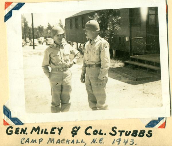193rd Gen Miley Col Stubbs