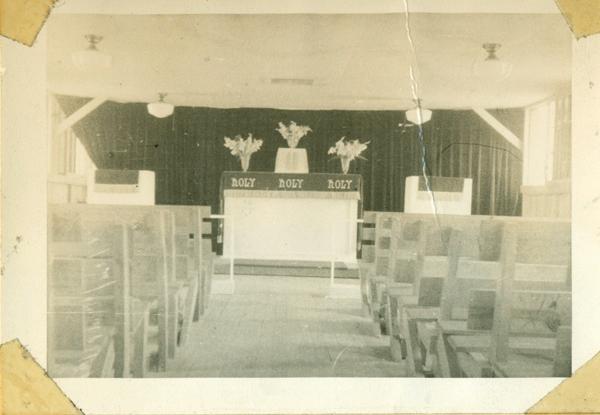 193rd Chapel