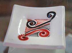 Press Moulded Dish