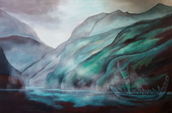 Lynette McKinstrie_Arrival - The Land of the Pounamu1