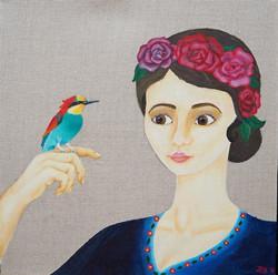3rd TRUSTS 13-15 yr ART_$200_Zoe Dewhurst_El Pajaro W