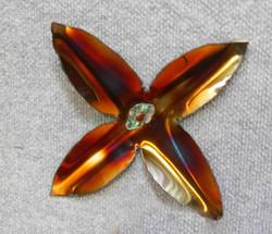 Bruce McKinstrie-1 Small stainless steel flower-$30.jpg