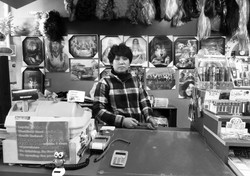 16-18 PHOTOGRAPHY_Iopu Tafao_Shop Lady_$100